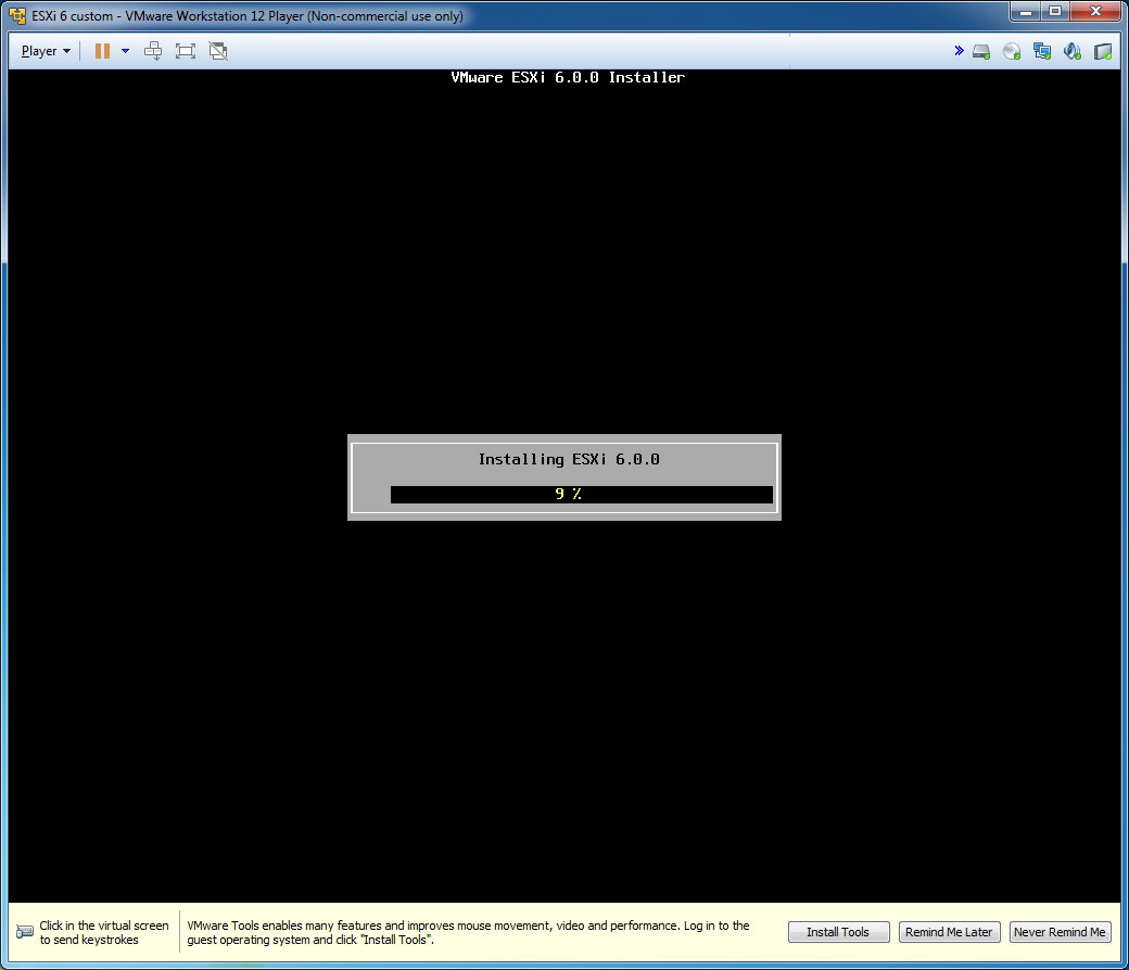 VMware ESXi 6 0 / N3150 / J3160 ITX – Braswell platform